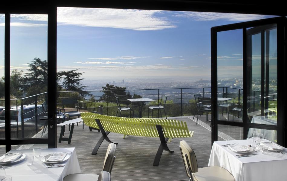 L Hermitage Lyon Restaurant