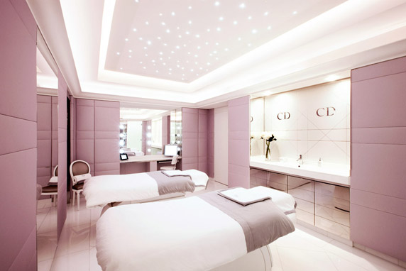 The Dior Institut - Plaza Athénée | Stouring In France