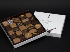 Grands Chocolats  confectionnés par Marc Pignot, Maître Artisan chocolatier à Paris 17