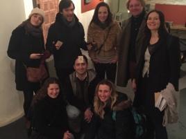 Equipe gagnante de la Chasse au Trésor Arsène Lupin à Paris