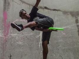 Initiation au Freestyle Frisbee Paris