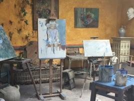 """Atelier Hôtel Baudy à Giverny, Chasse au Trésor """"A la Recherche du Tableau Perdu de Monet"""""""