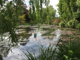 Seerosenteich am Haus Monet in Giverny