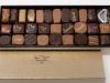 Boîte de chocolats haut de gamme de Marc Pignot, boutique Paris 17