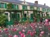Der Garten am Haus von Claude Monet - ein Traum aus Blumen