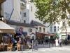 Place Saint-André des Arts à Paris