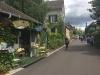 Malerische Innenstadt Giverny unweit vom Hause Claude Monet