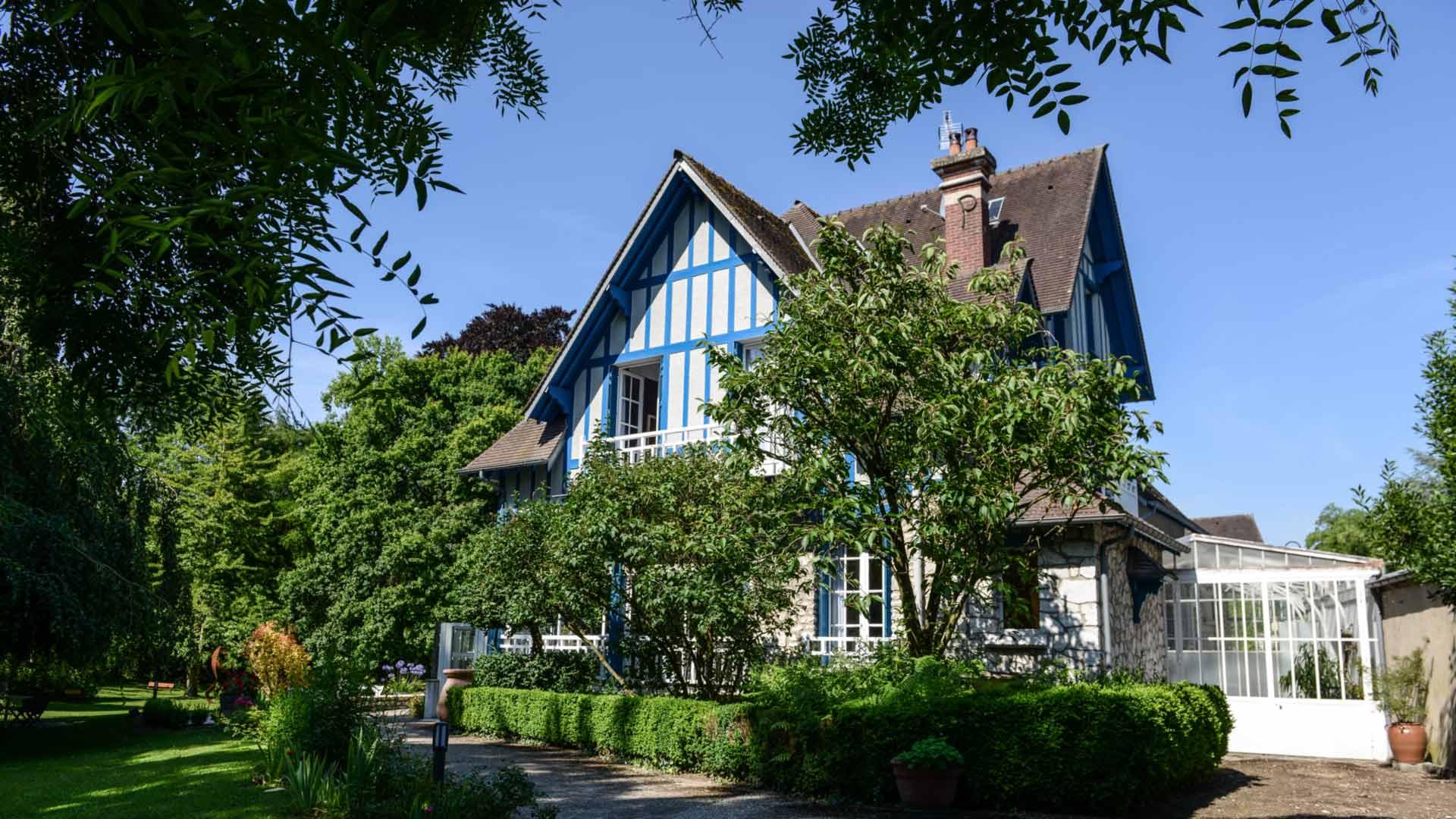 Hôtel Le Jardin des Plumes | Stouring in France