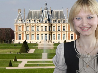 Visite du Parc de Sceaux avec Olga