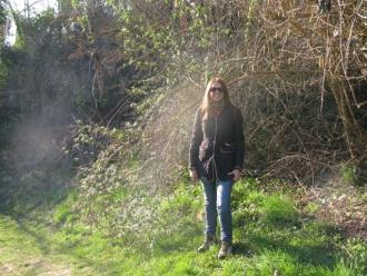 Randonnée en forêt de Vernon avec Martine, votre guide habitant !